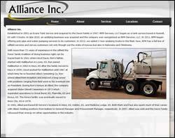 Alliance, Inc.