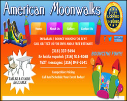 American Moonwalks
