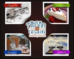 Artisan Catering