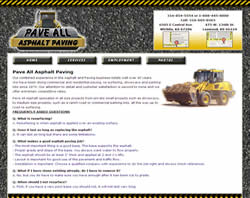 Pave All Asphalt Paving