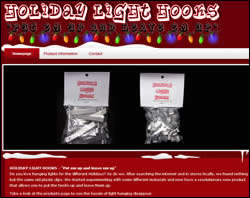 Holiday Light Hooks