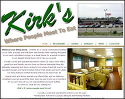 Kirk's Family Restaurant