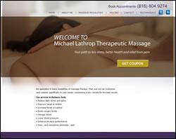 Michael Lathrop Therapeutic Massage