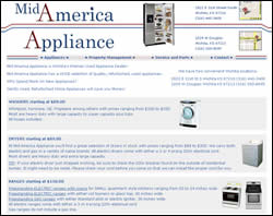 Mid-America Appliance