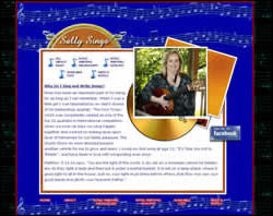 Sally Sings