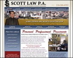 Scott Law P.A.