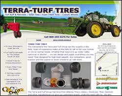 Terra Turf Tires